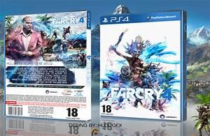 Far Cry 4 PlayStation 4 Box Art Cover by Hlol Gfx