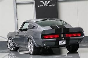 Wheelsandmore Mustang Shelby GT500 - ELEANOR wallpaper | 3000x2000 | 165754 | WallpaperUP