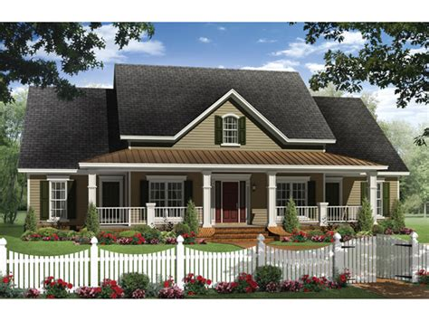 one story farmhouse boschert country ranch home plan 077d 0191 house plans and more