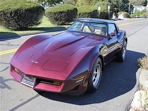 1981 Chevrolet Corvette 29 350 Miles Red 8 Cylinder Engine
