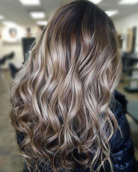 light brown highlights on brown hair 40 beautiful balayage looks light browns