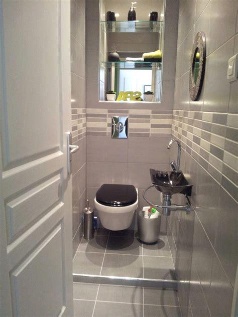 coration toilettes chic  bemerkenswert idee decoration