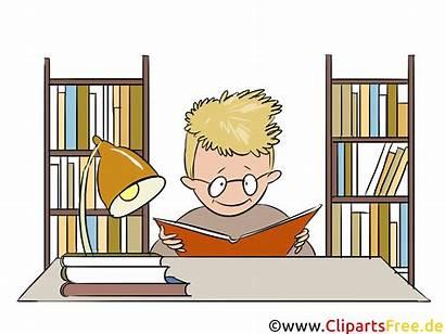 Clipart Bibliothek Library Utklipp Biblioteca Bibliotek Schule