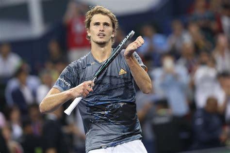 He has been ranked as high as no. ATP Shanghai: Finale! Alexander Zverev schlägt auch ...