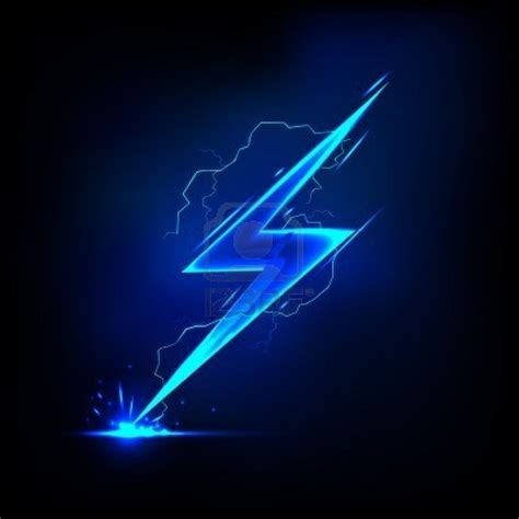 47 blue lightning wallpaper wallpapersafari