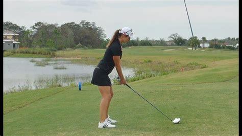 Golf Driver Swing by Golf Swing 2012 Beatriz Recari Driver Dtl