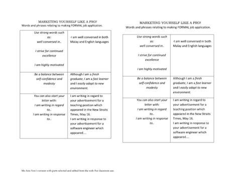 contoh cover letter untuk apply kerja contoh two