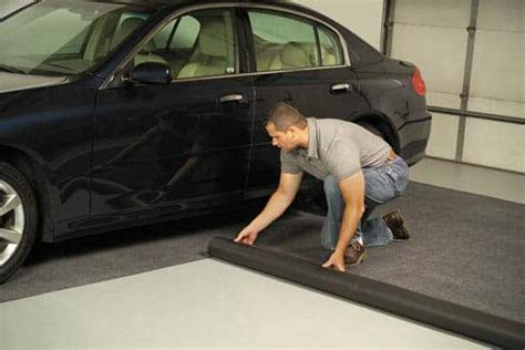 Winterize your Garage Floor to Protect it from Ice and