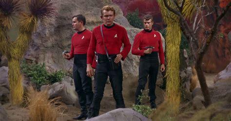 Why Did The Redshirts Always Die On 'star Trek'? It Had To