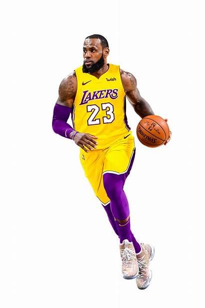 Lebron Lakers James Basketball Player Los Angeles