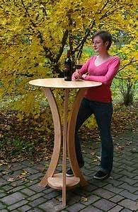 Stehtisch Selber Bauen : zerlegbarer stehtisch aus massivholz sachen pinterest ~ Lizthompson.info Haus und Dekorationen