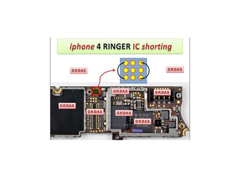 iphone 5 speaker not working how to jumper iphone 4 ringer problem solution