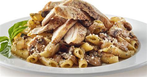 recette p 226 tes au poulet et 224 la cr 232 me de pesto et chignons de bertolli 174 save ca community