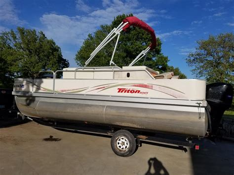 Triton Boats Oklahoma by 1990 Triton Boats For Sale In Oklahoma
