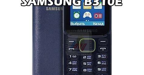 Samsung B310e Schematic Diagram