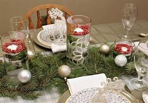 Tischdekoration Zu Weihnachten : tischdeko zu weihnachten selber machen 55 ideen ~ Michelbontemps.com Haus und Dekorationen
