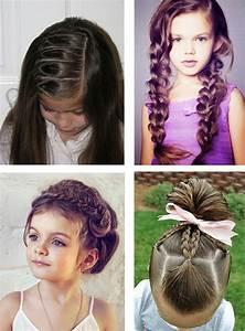 Coiffure Enfant Tresse : coiffures pour enfants ~ Melissatoandfro.com Idées de Décoration