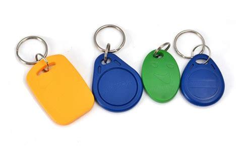 oem abs keychain keyfob key cards  chip