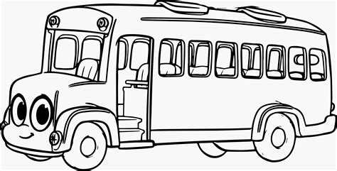 tayo   bus coloring pages collection
