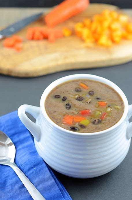 Carrots Celery Bell Pepper Soup