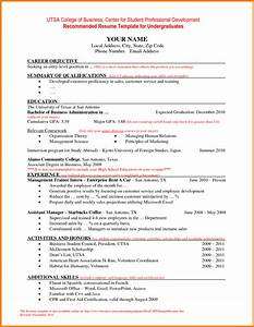 4 latest cv format sample ledger paper With latest resume templates
