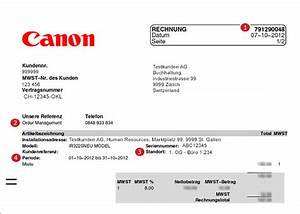 Rechnung Schweiz : miet leasing rechnung canon schweiz ~ Themetempest.com Abrechnung