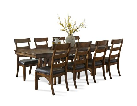 ozark table   side chairs  thomas cole designs