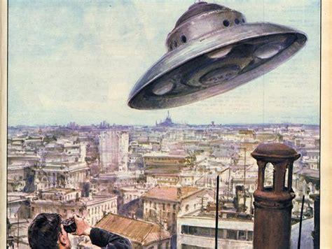 Dischi Volanti Verona Buon Compleanno Ufo 70 Anni Di Dischi Volanti Corriere It