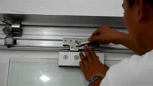 Automatic Door Installation Guide- Model Oa