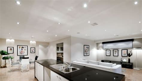 kitchen downlights design types of led downlights and which to choose for your home 1577