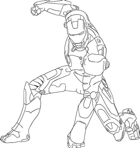 iron man coloring pages coloring pages super heros
