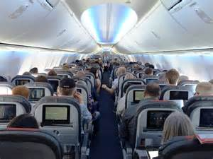 United Airlines Airplanes Inside