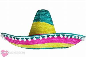 Pictures Of Sombrero Hats - ClipArt Best