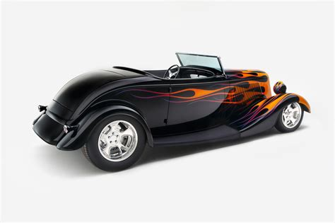 2015 America's Most Beautiful Roadster - 1933 Ford - Hot ...
