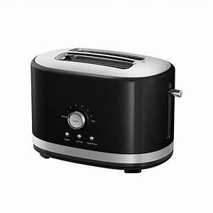 Kitchen Aid Toaster : kitchenaid 2 slice toaster onyx black fast shipping ~ Yasmunasinghe.com Haus und Dekorationen
