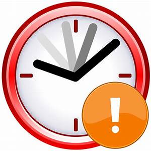 File:Out of date clock icon.svg - Wikimedia Commons