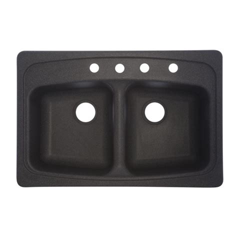 Black Kitchen Sink Menards by New Granite Kitchen Sink Around The House Hints