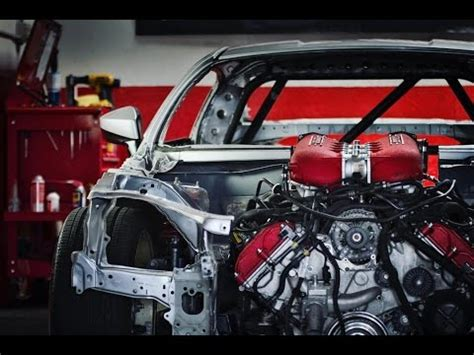 ryan tuerck toyota gt ferrari engine great swap