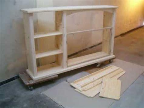 fabrication d 39 un meuble sans grosse machine