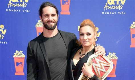 seth rollins reacts  claims    chemistry