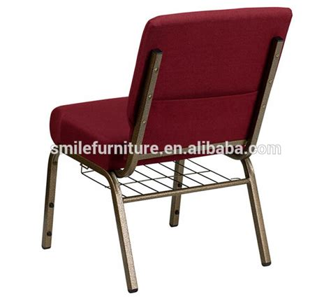 wholesale modern not used padded church chairs for sale