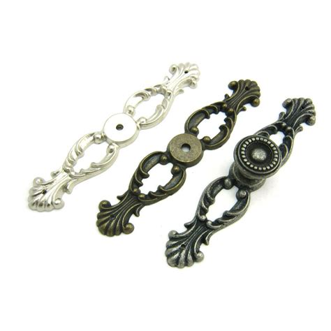 decorative drawer pulls antique style decorative back plate for cabinet knobs