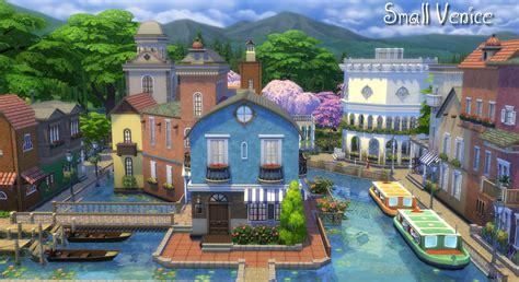 Studio Apartment Kitchen Ideas - mod the sims small venice