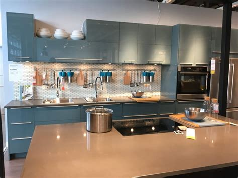blue kitchen cabinets ikea ikea trip easy installations ikea kitchen 4822
