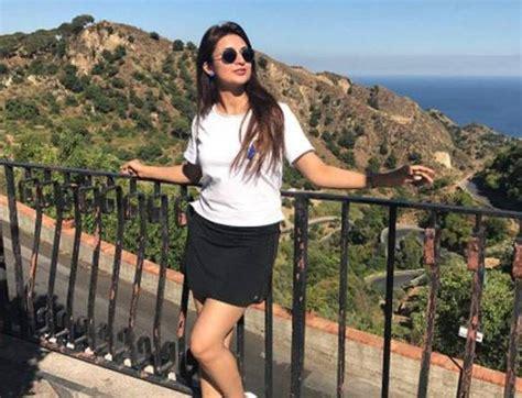 Divyanka Tripathi Is On Second Honeymoon, Shared These