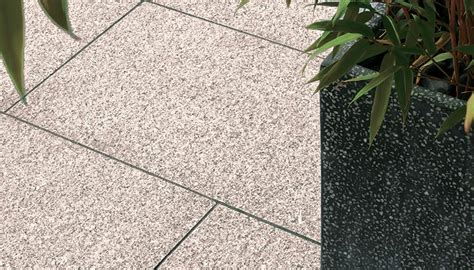 600 Msp 1950m2 Roza Pink Flamed Granite Paving 22mm