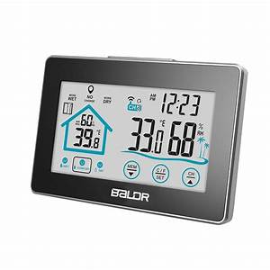 Baldr Wireless Digital Weather Station Thermometer Sensor