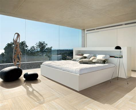 carrelage chambre à coucher carrelage intérieur moderne et design en 65 idées