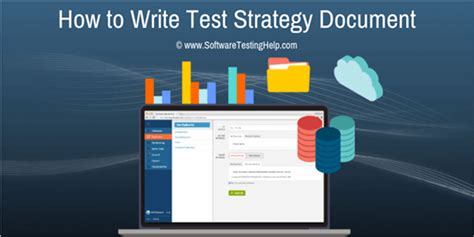 write test strategy document  sample test