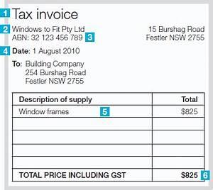 free tax invoice template australia invoice example With tax invoice template australia